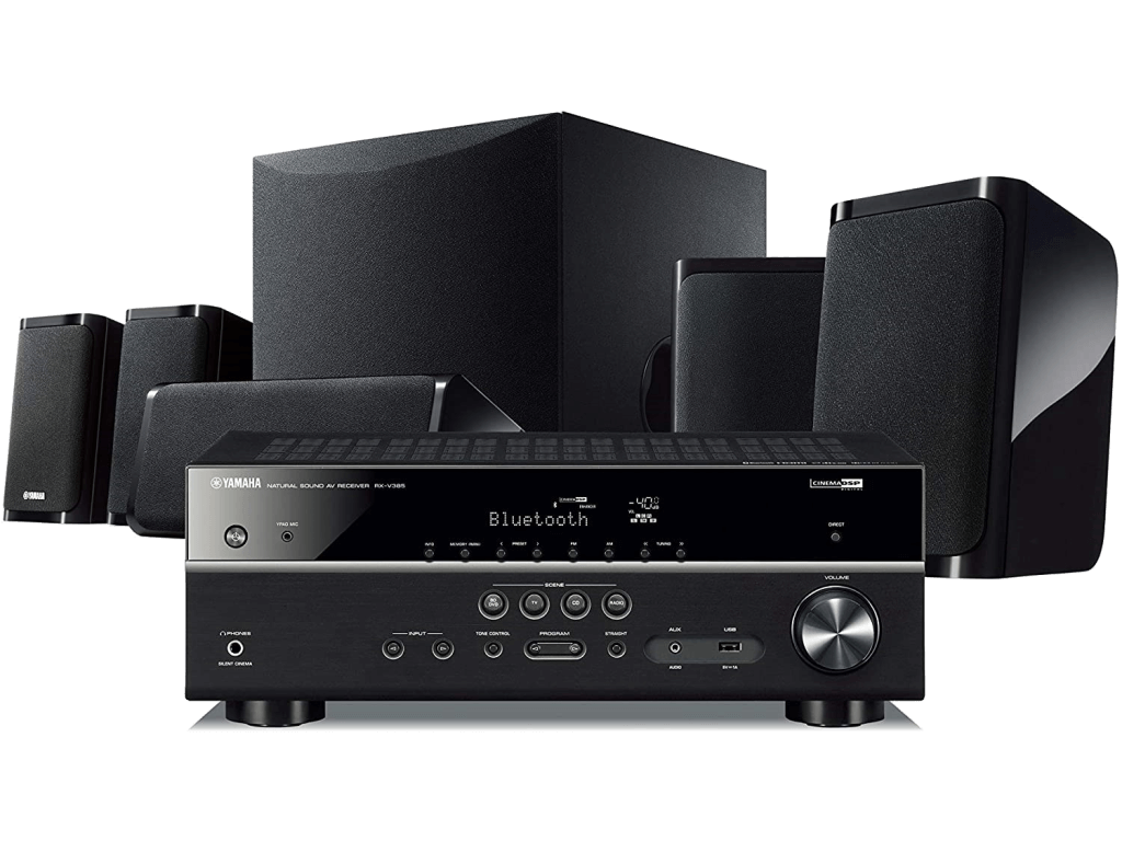Yamaha Home and Commercial Sound Systems and Home Theaters Mosselbaai