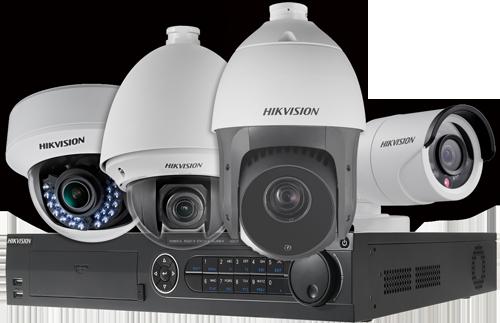 Hikvision CCTV Camera Systems Installer Mossel Bay