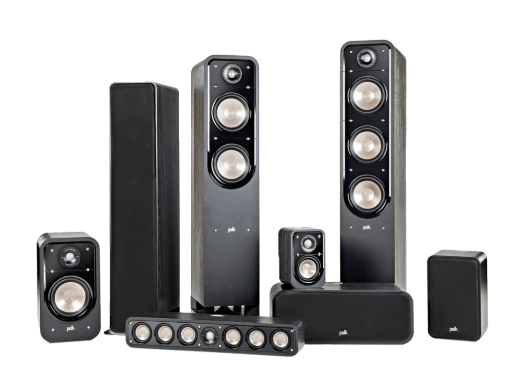 Polk Audio Home and Commercial Sound Systems and Home Theaters Mosselbaai
